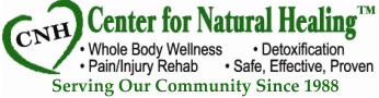 CNH Center for Natural Healing | 225-610-3447 | Prairieville, LA